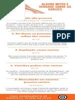 Alguns Mitos e Verdade Sobre as Varizes - Dr. ALEXANDRE AMATO