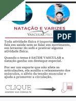 Natação e varizes - Alexandre Amato