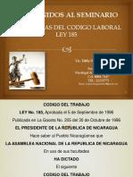 SEMINARIO CODIGO LABORAL
