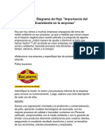 """Diagrama  de  flujo  """"Importancia  del medioambiente   enla empresa"""".docx"""
