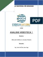 Analisis Videoteca i