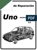 Manual Técnico e reparação - Fiat Uno e Premio
