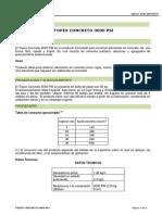 Documentop.com Topex Concreto 3000 Psi 59cab6e11723ddb533be8c9f