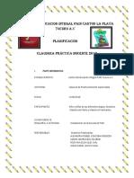 Clausura Practica 2019 Pain