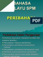 Peribahasa SPM