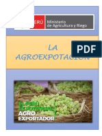 Agroexportación- Agroindustrial PDF