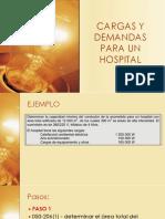 Cargas y Demandas Para Un Hospital
