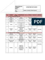 Curso Costos y Presupuestos Para Edificaciones i