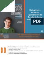 Visão global e estrutura argumentativa do _Sermão de Santo António aos Peixes_