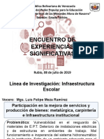 Congreso Pedagogico Municipal - Congreso de Angostura
