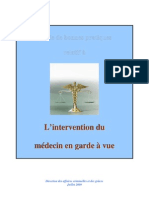 Intervention Medecin Gav 090729