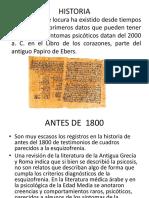 HISTORIA de La Ezquqei