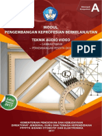 Modul Elektronika Gambar Teknik