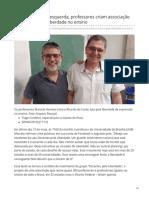 2019_JUN. Perseguidos Pela Esquerda, Professores Criam Associação Para Defender a Liberdade No Ensino