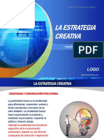 La estrategia creativa