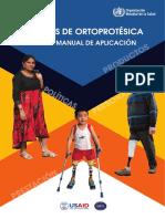 Normas de ortoprotesista