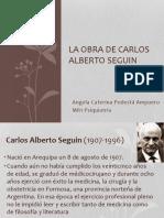 La Obra de Carlos Alberto Seguin en La Psiquiatría Peruana (05!07!16)
