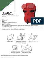 Hellboy Instruction