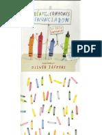 El día que los crayones renunciaron -  Drew Daywalt y Oliver Jeffers.pdf
