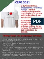 Politica Cipo3011