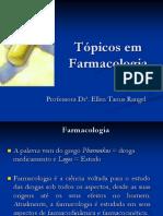 aspectos gerais da farmacologia