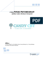 Proposal Candy Cbt