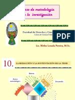 10 redacción y sustentación de la tesis.ppt