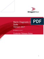 Merlin-V3.6.1 Customer Release Notes - 83-000091-01!01!07