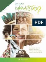Brochure Quienes Son Los Adventistas