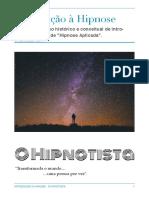 Introdução Hipnose Aplicada 3