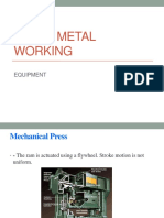 Sheet Metal Working (Equipment)