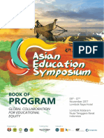 Book of Program Aes 2017