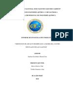 Obtencion de Asfalto Modificado a Partir Del Caucho Reciclado de Las Llantas