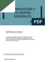 Introducción y Filosofías Generales