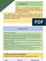 Icc Definicion y Tratamiento