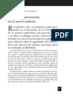 Retos de la promocion en el nuevo milenio Guadarrama.pdf