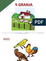Animales Granja Descripciones Sencillas