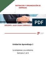 Semana_01 02 _administracion y Organizacion de Empresas