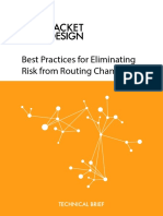 Best Practices for Eliminating Risk From Routing Changes