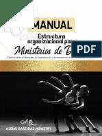 Estructura Organizacional Para Ministerios de Danza