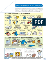 Lista Kit de Emrgencia
