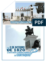 El 9 de Octubre de 1820