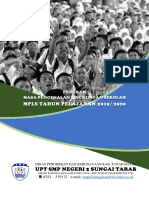 Program MPLS UPT SMP NEgeri 2 Sungai Tarab