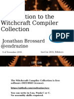 Moabi - Introduction to the Witchcraft Compiler Collection - INTEL iSEC 2016