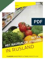 2016 Rusland Retail Met Nadruk Op Voeding