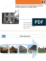 Numerical and Experimental Study on Unreinforced Masonry Buildings-1
