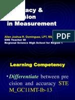 Measurements Gen Chem