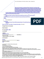 Principle Reservoir Geoscientist Jobs
