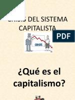 Crisis Del Sistema Capitalista