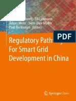 Regulatory Pathways for Smart Grid